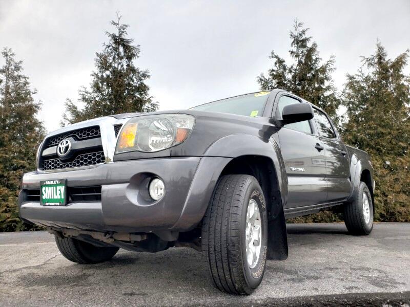 2011 Toyota Tacoma 4WD Double V6 MT (Natl)