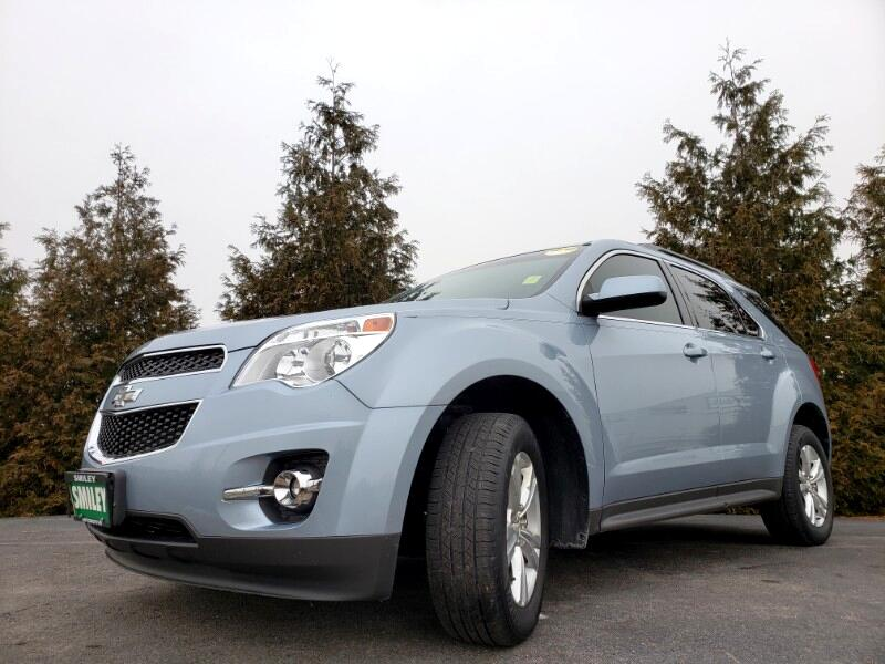 2015 Chevrolet Equinox AWD 4dr LT w/2LT