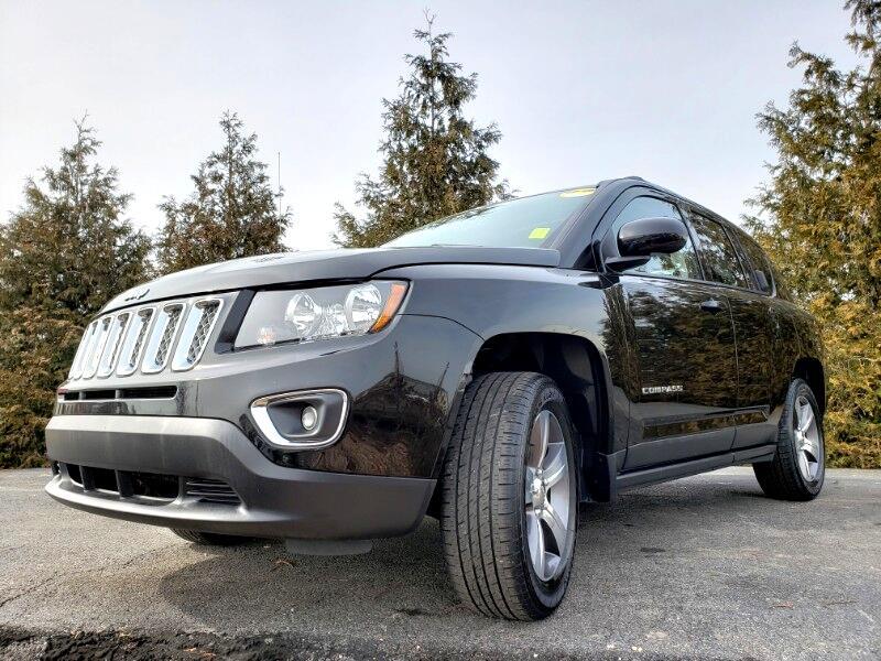 2017 Jeep Compass High Altitude 4x4 *Ltd Avail*