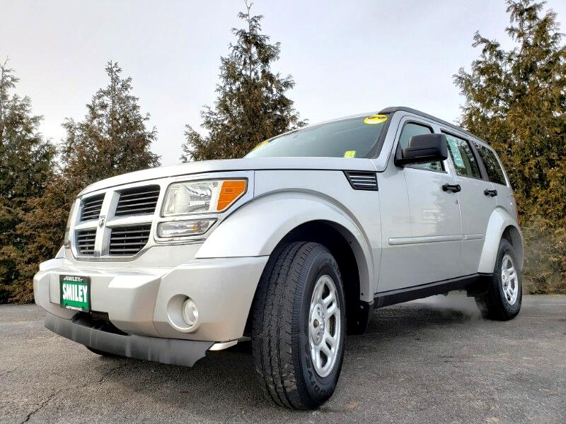2010 Dodge Nitro 4WD 4dr SE *Ltd Avail*