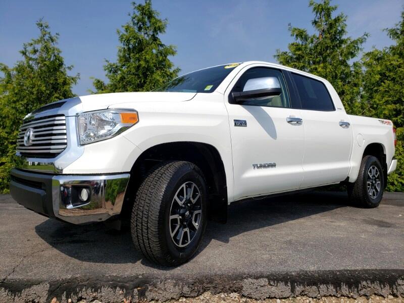 2016 Toyota Tundra 4WD Truck CrewMax 5.7L FFV V8 Limited