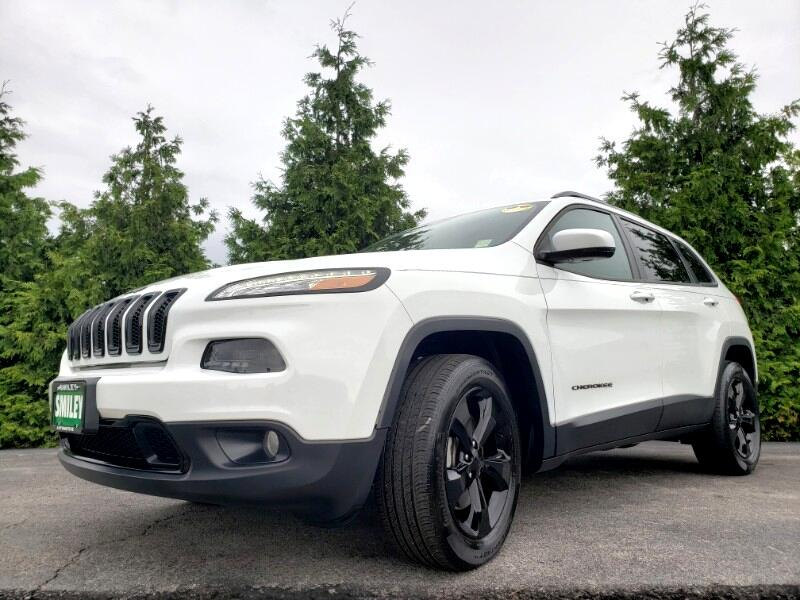 2016 Jeep Cherokee 4WD 4dr High Altitude