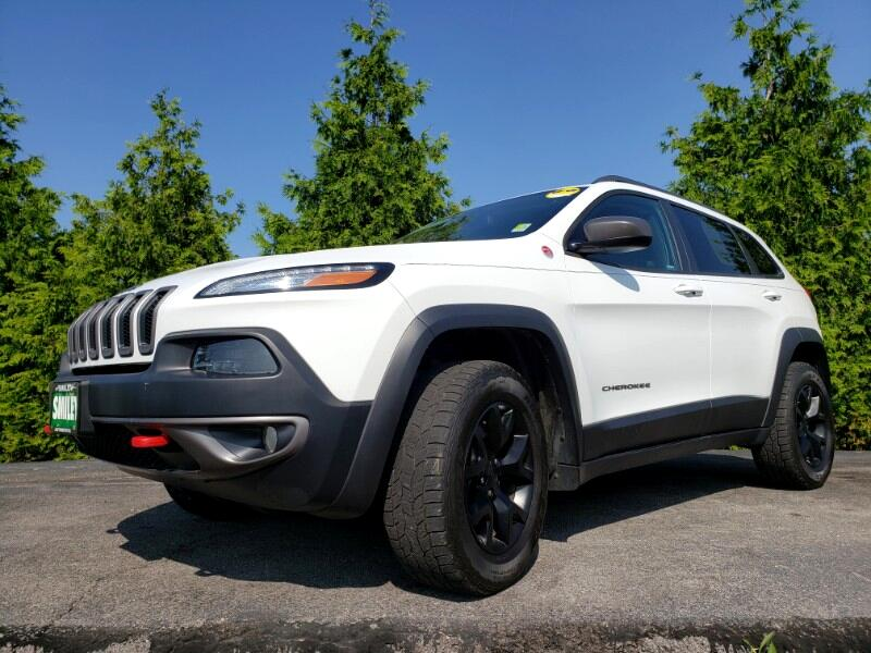 2015 Jeep Cherokee 4WD 4dr Trailhawk