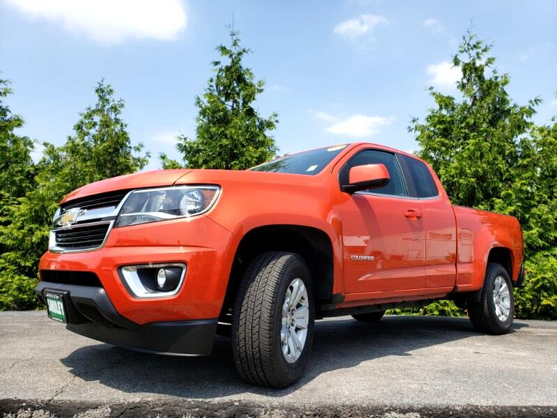"2016 Chevrolet Colorado 2WD Ext Cab 128.3"" LT"