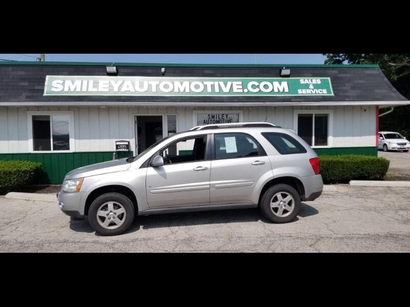 2008 Pontiac Torrent AWD 4dr