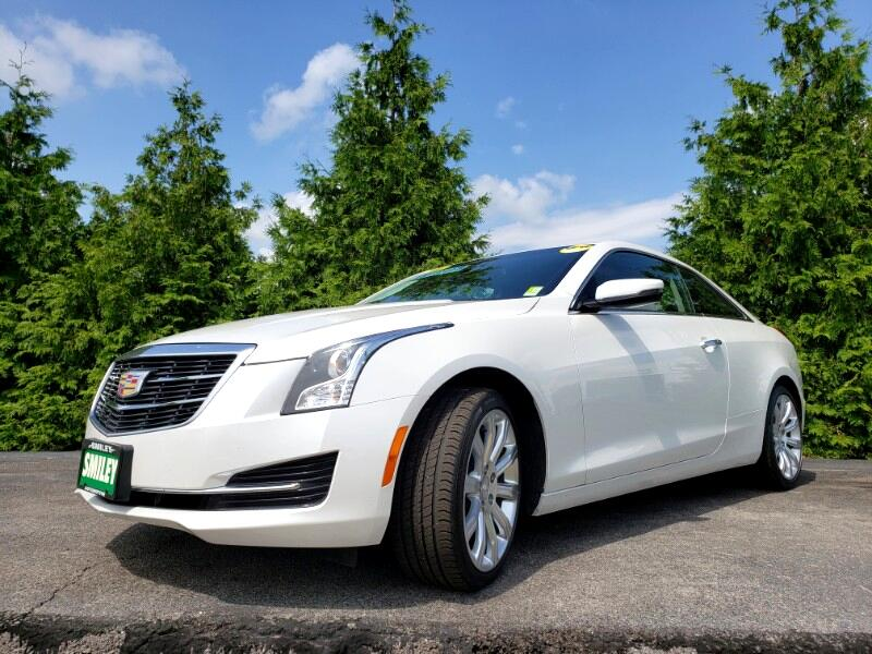 2016 Cadillac ATS Coupe 2dr Cpe 2.0L Luxury AWD