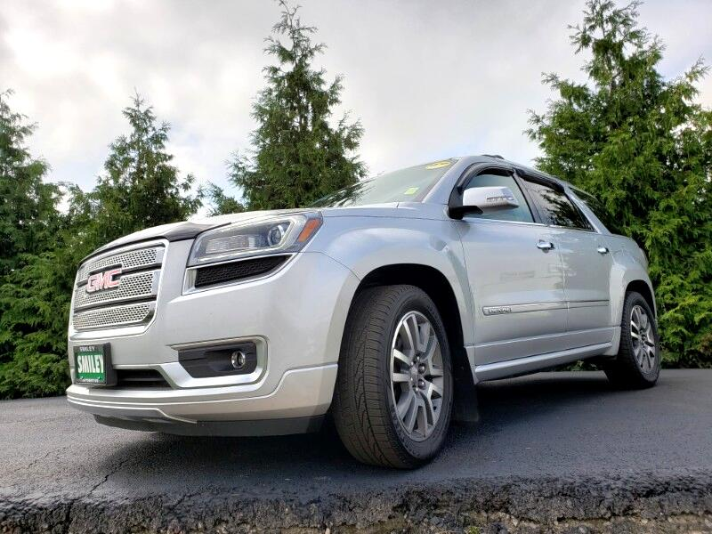 2014 GMC Acadia AWD 4dr Denali