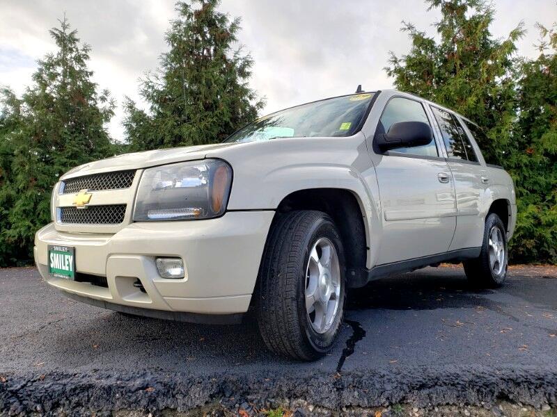 2009 Chevrolet TrailBlazer 4WD 4dr LT w/1LT