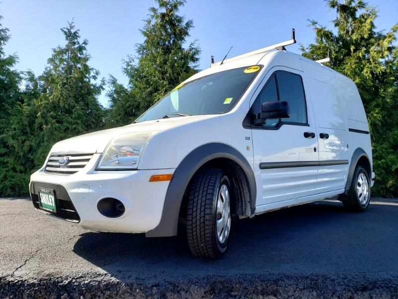 """2011 Ford Transit Connect 114.6"""" XLT w/rear door privacy glass"""
