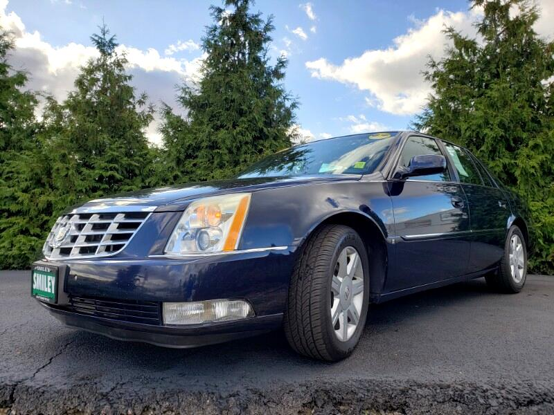 2006 Cadillac DTS 4dr Sdn w/1SC