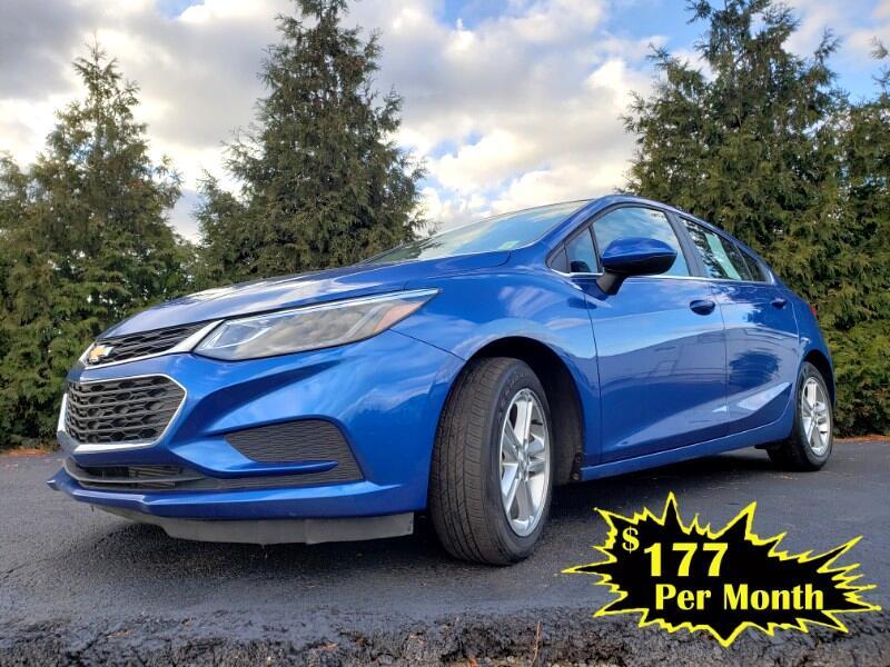 Chevrolet Cruze 4dr HB 1.4L LT w/1SD 2017