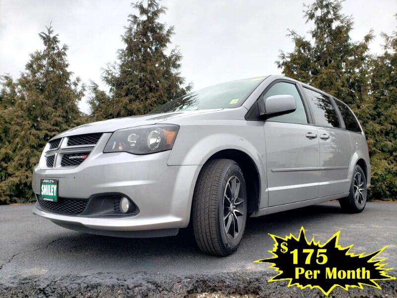 Dodge Grand Caravan GT Wagon Fleet 2017