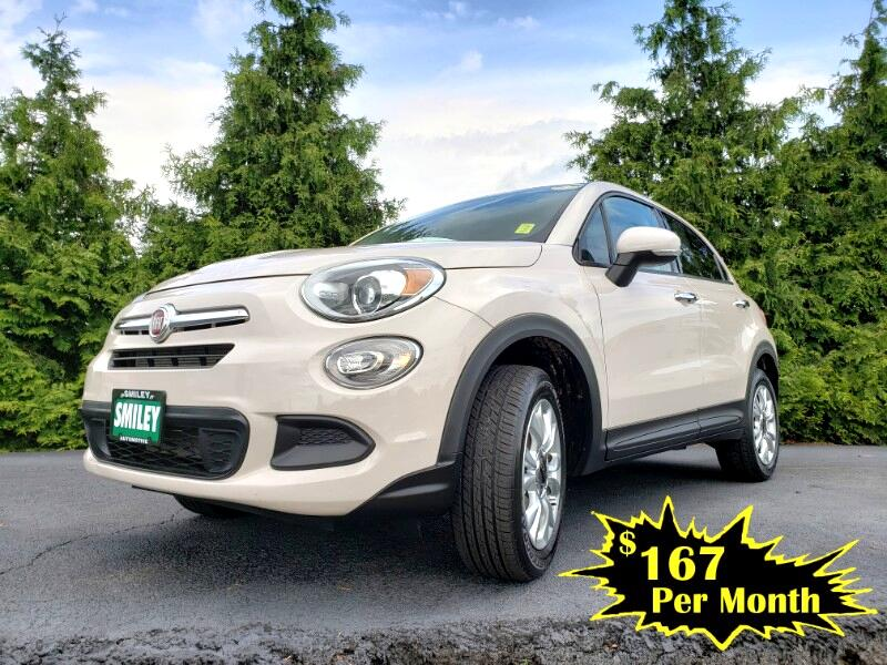 Fiat 500x AWD 4dr Easy 2016