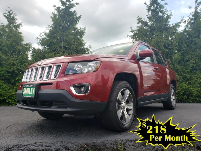 Jeep Compass High Altitude 4x4 *Ltd Avail* 2017