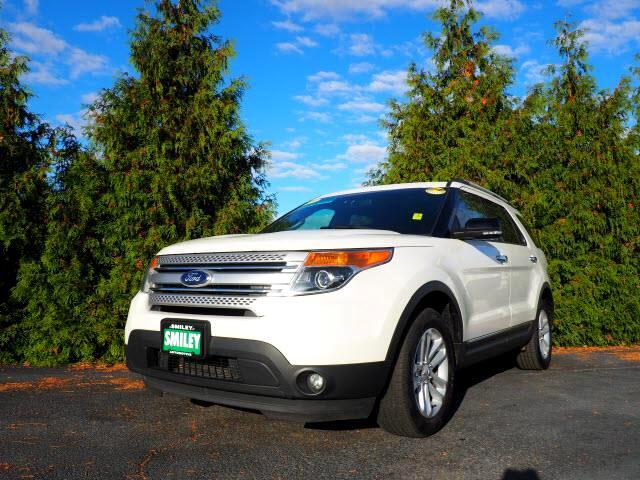Ford Explorer 4dr XLT 4WD 2013