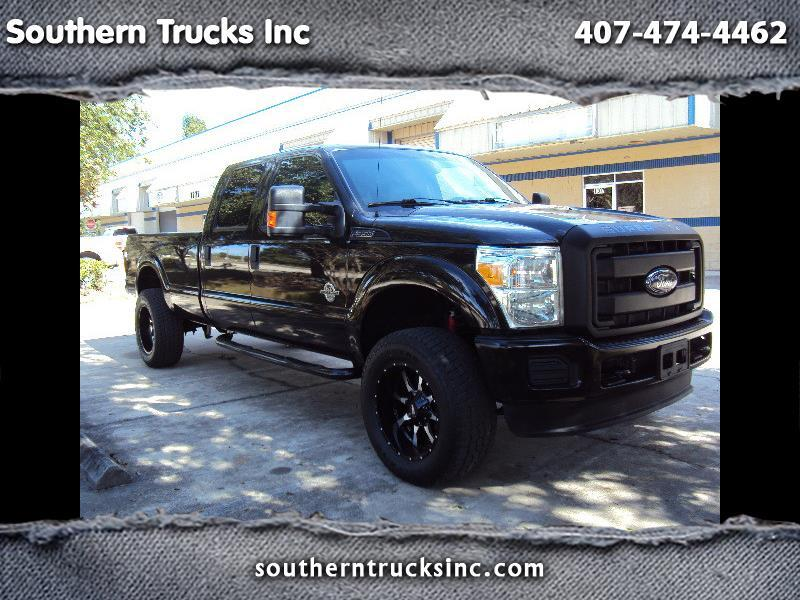2014 Ford F-350 SD FX4 Crew Cab Long Bed
