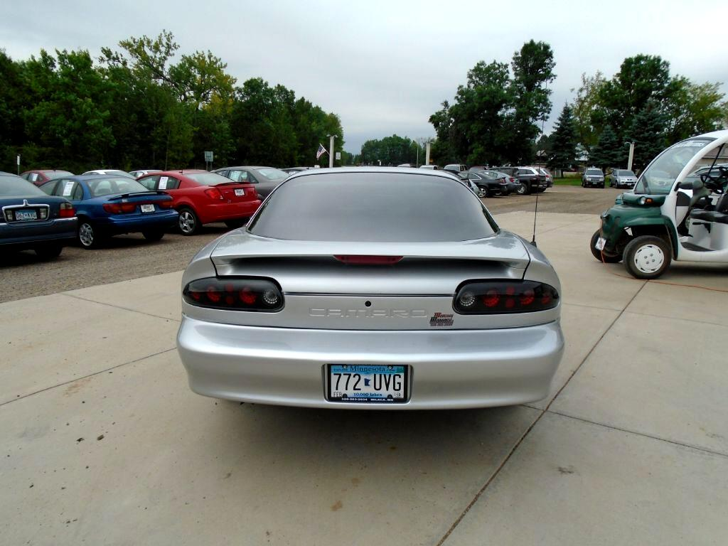 1996 Chevrolet Camaro RS Coupe