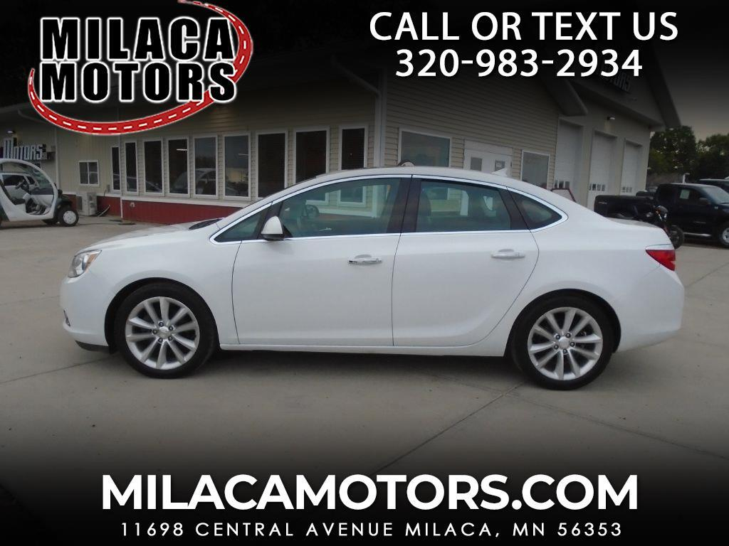 Buick Verano Leather 2014