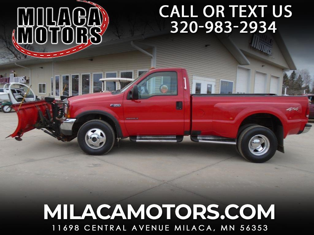 Ford F-350 SD XLT 4WD DRW 2001