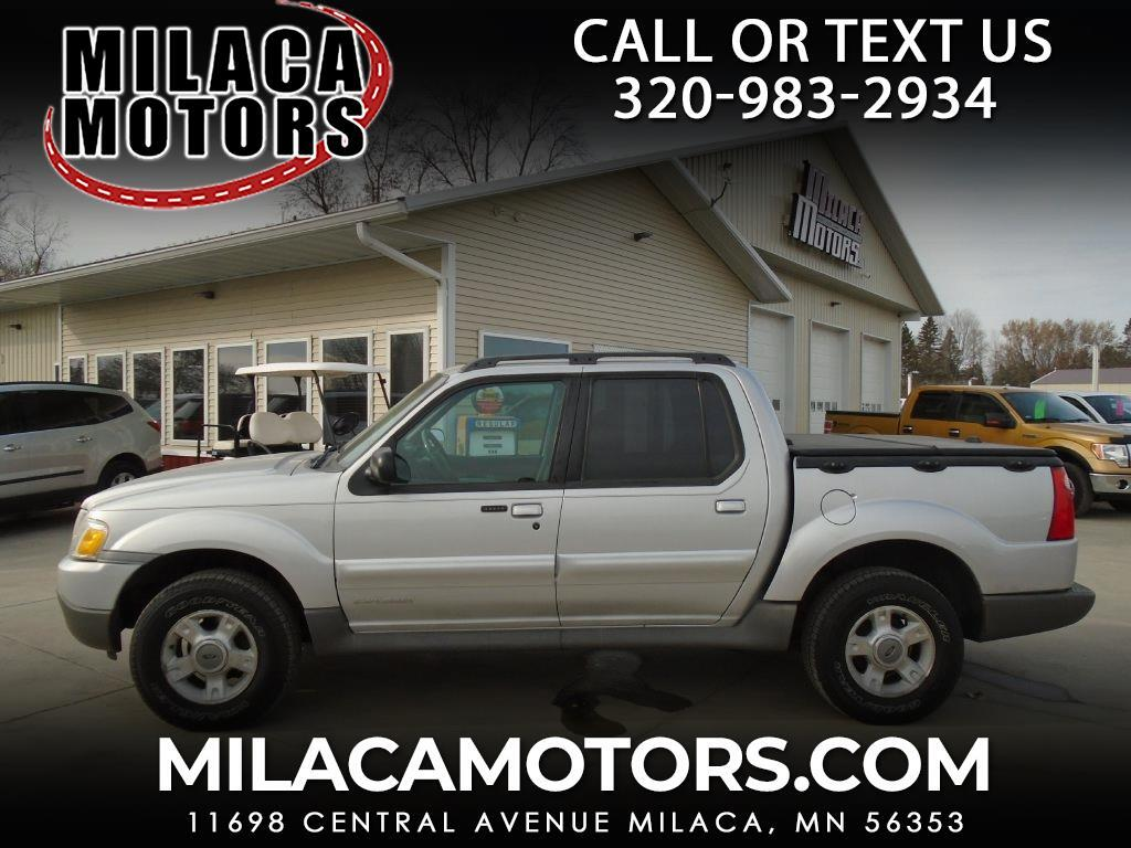 """Ford Explorer Sport Trac 4dr 126"""" WB 4WD 2002"""
