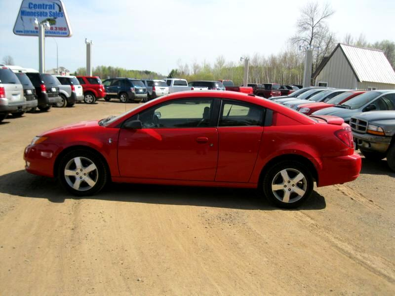 2006 Saturn ION Quad Coupe 3 w/Auto