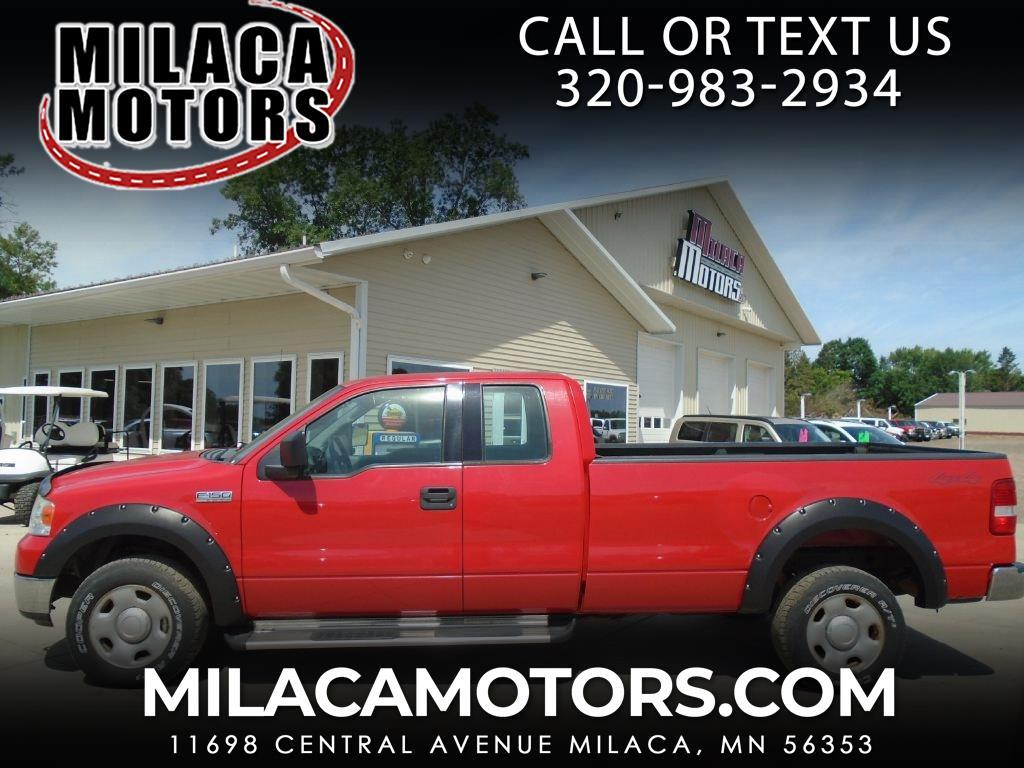 2004 Ford F-150 4WD SuperCab 163