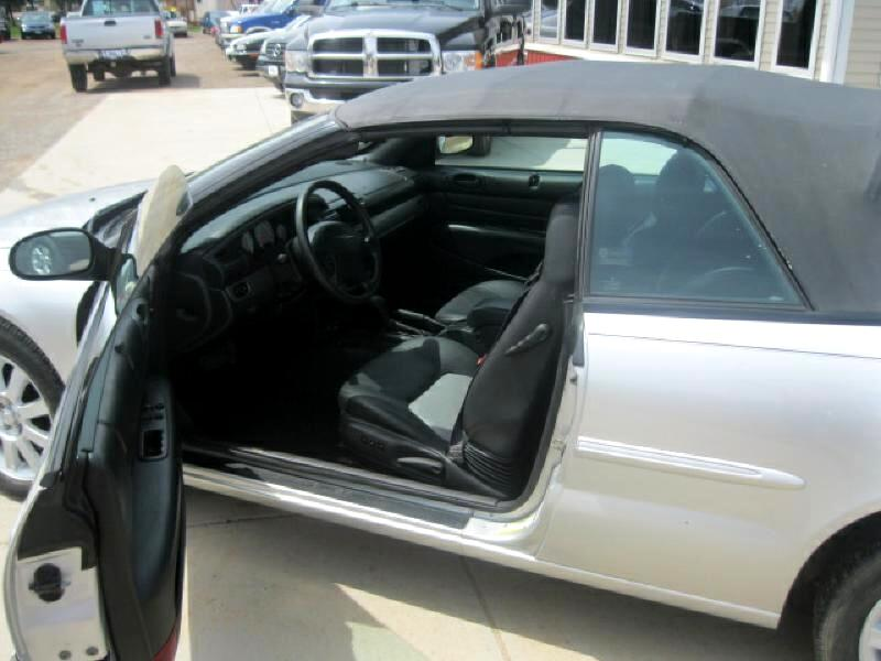 2006 Chrysler Sebring GTC Convertible