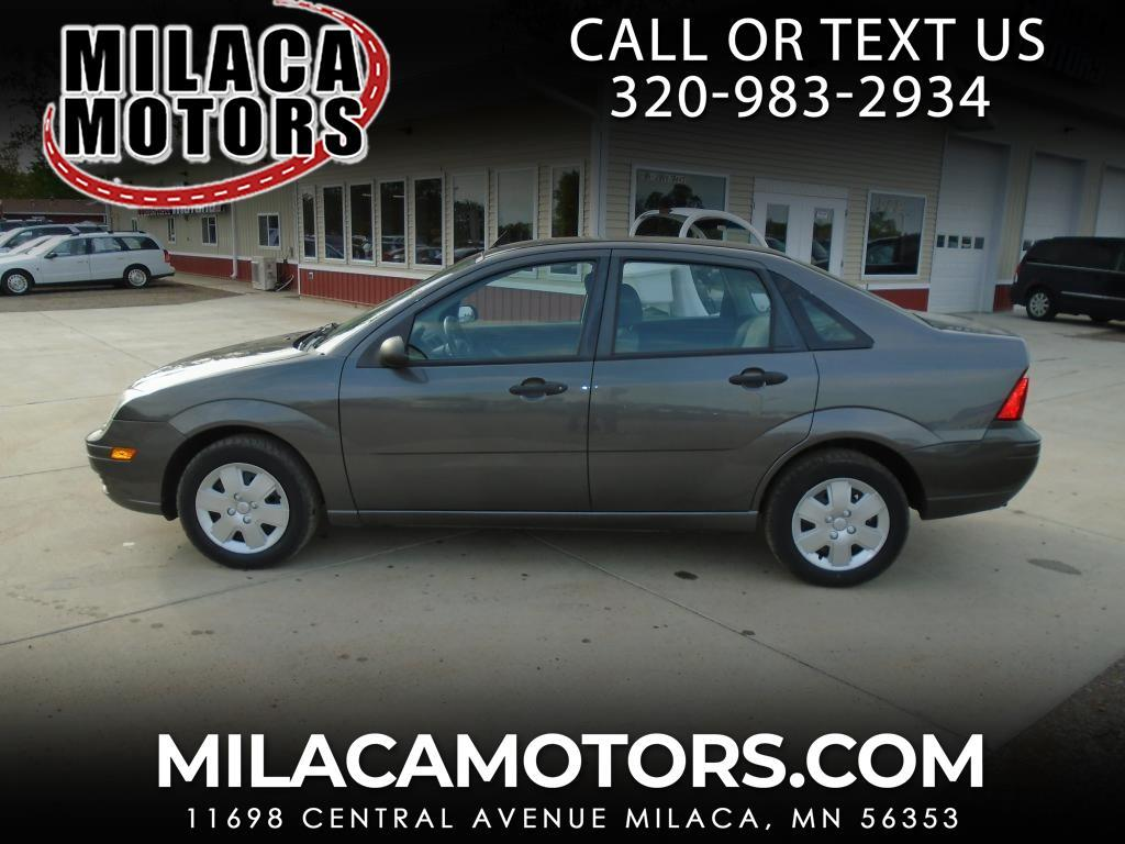 2007 Ford Focus 4dr Sdn SE