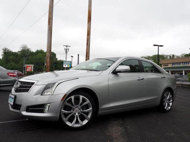2013 Cadillac ATS 2.0L Premium AWD