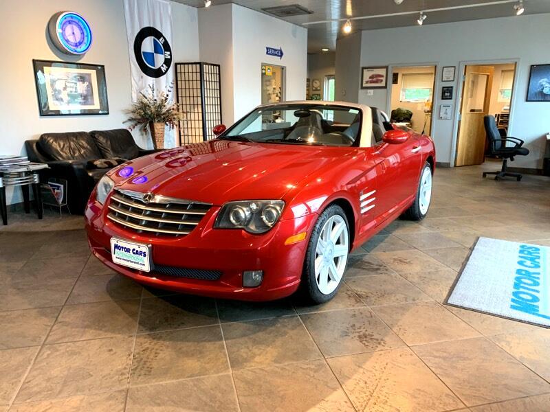 2005 Chrysler Crossfire Roadster Limited
