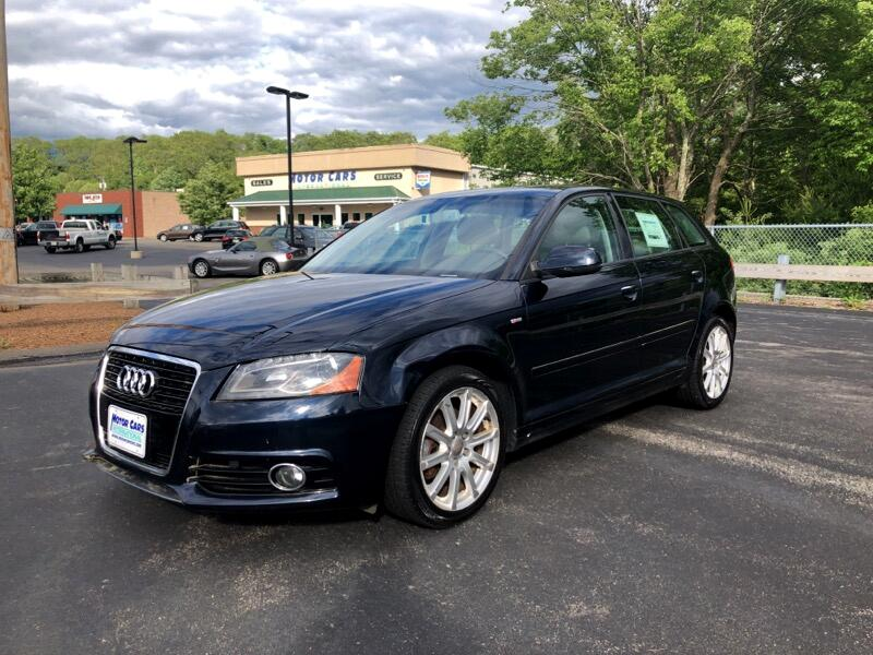 2011 Audi A3 2.0 TDI Clean Diesel with S tronic