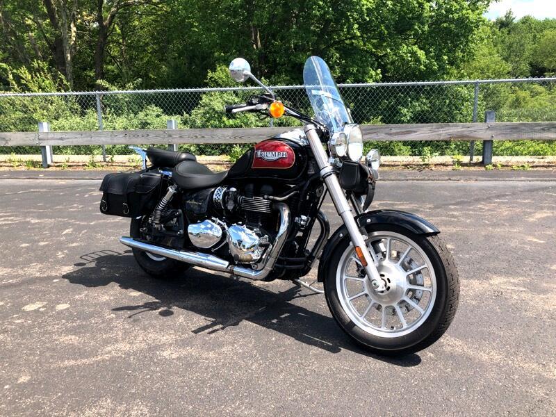 Triumph America  2007