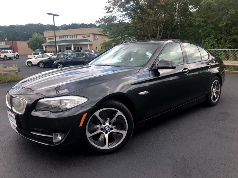 2012 BMW 5-Series 535i Hybrid