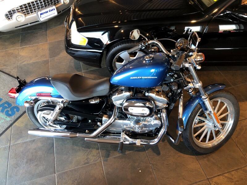 Harley-Davidson XL 883L  2005