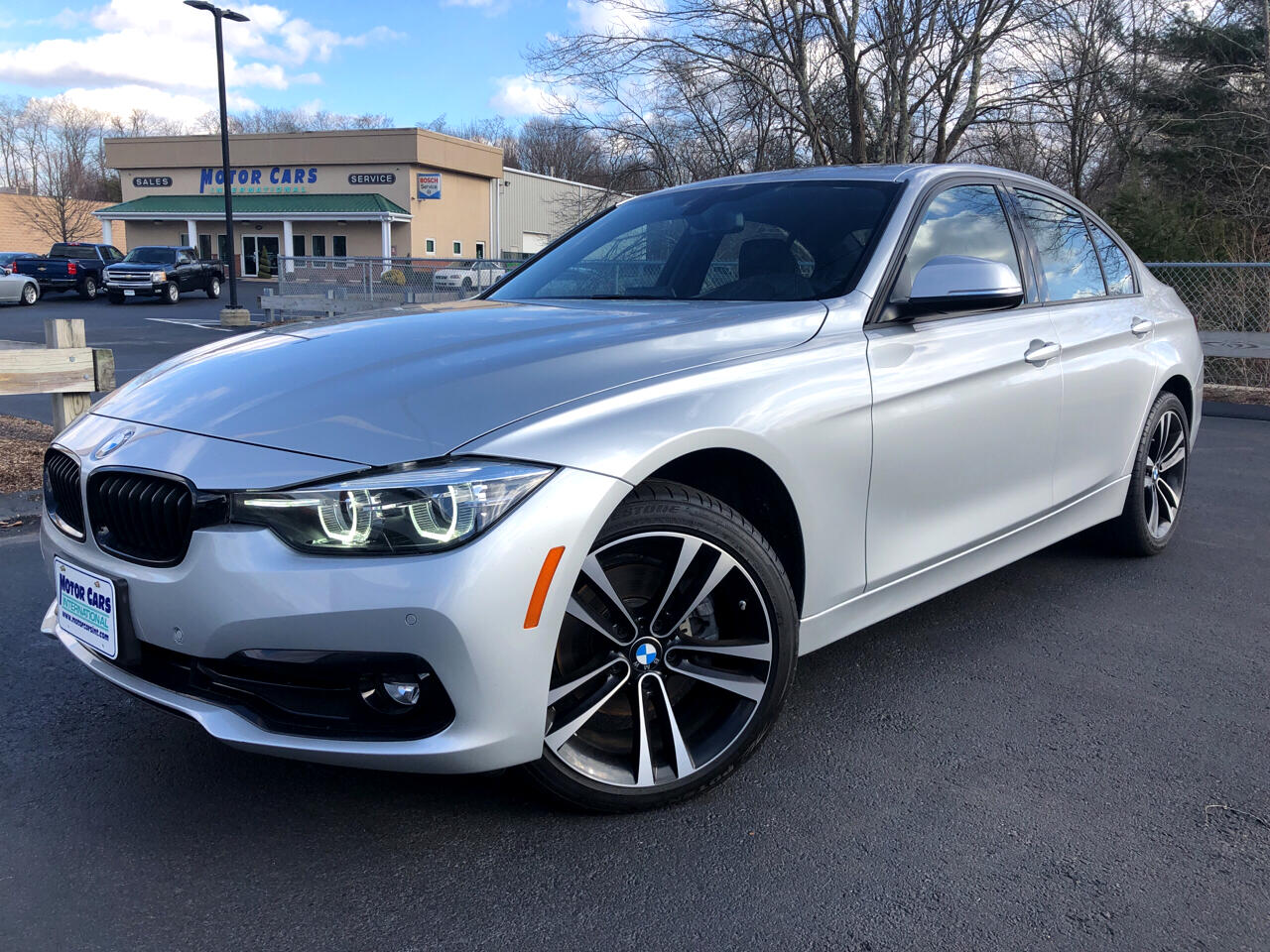 BMW 3-Series 328d xDrive Sedan 2018