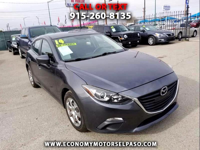 2014 Mazda MAZDA3 i Sport AT 5-Door