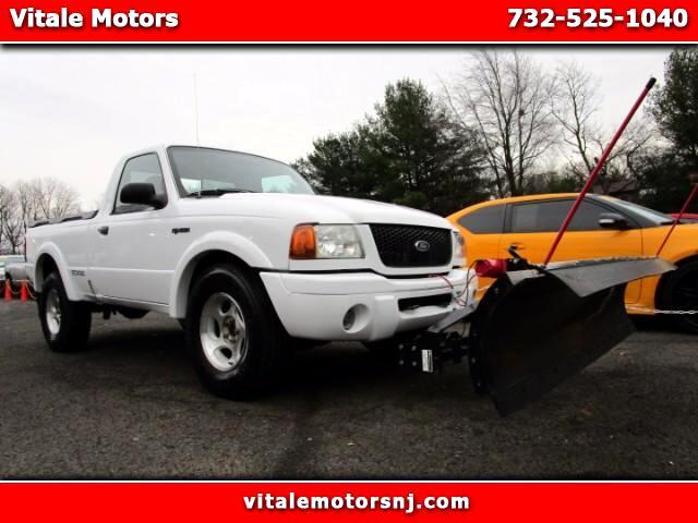 2002 Ford Ranger 4X4 EDGE W/ SNOW PLOW!