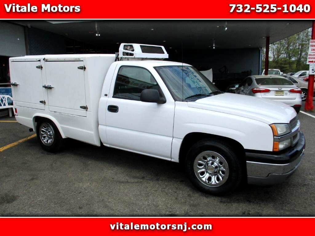 2005 Chevrolet Silverado 1500 LARGE REFRIGERATED BOX!