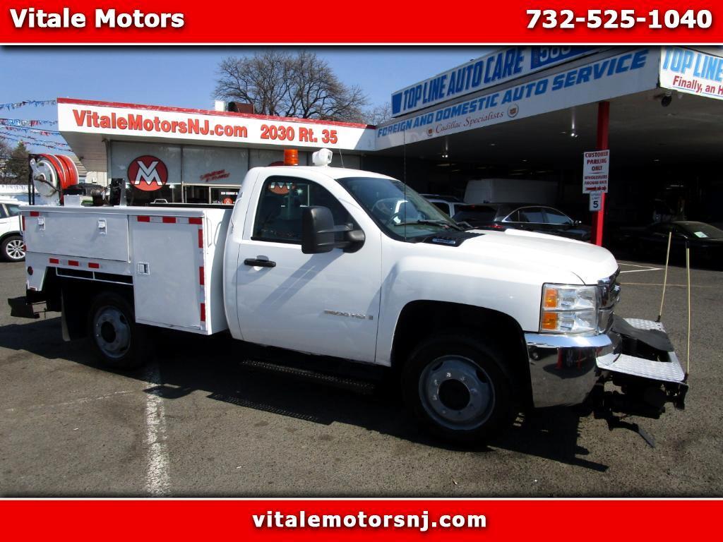 2007 Chevrolet Silverado 3500HD 3500 UTILITY BODY 2WD