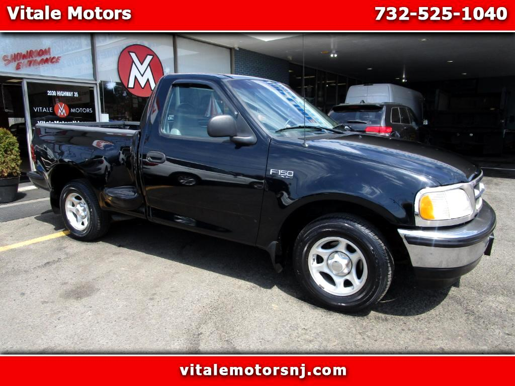 1997 Ford F-150 Reg. Cab Flareside Short Bed 2WD