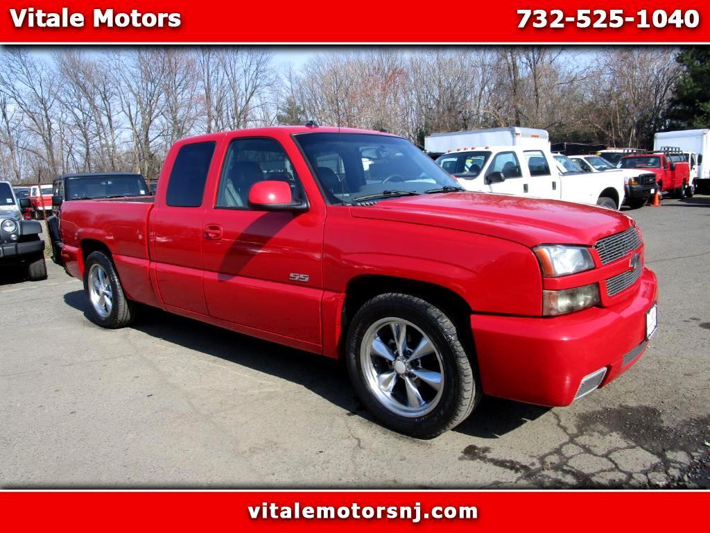 2003 Chevrolet Silverado 1500 SS Ext. Cab Short Bed AWD