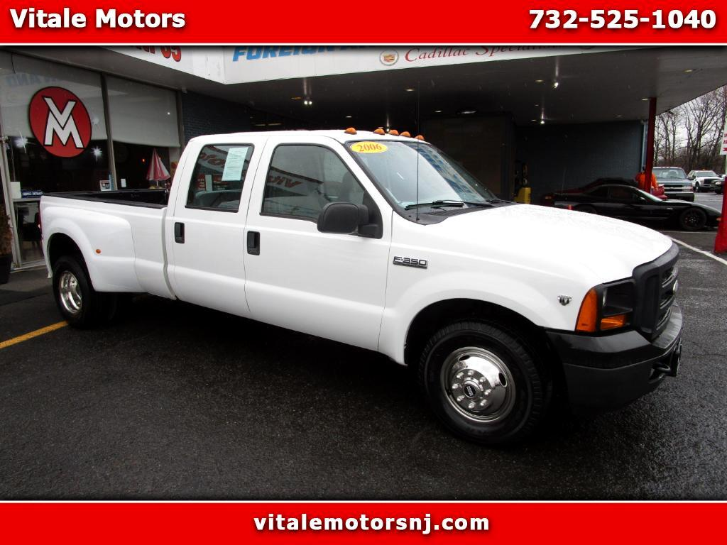 2006 Ford F-350 SD XL Crew Cab Long Bed 2WD DRW