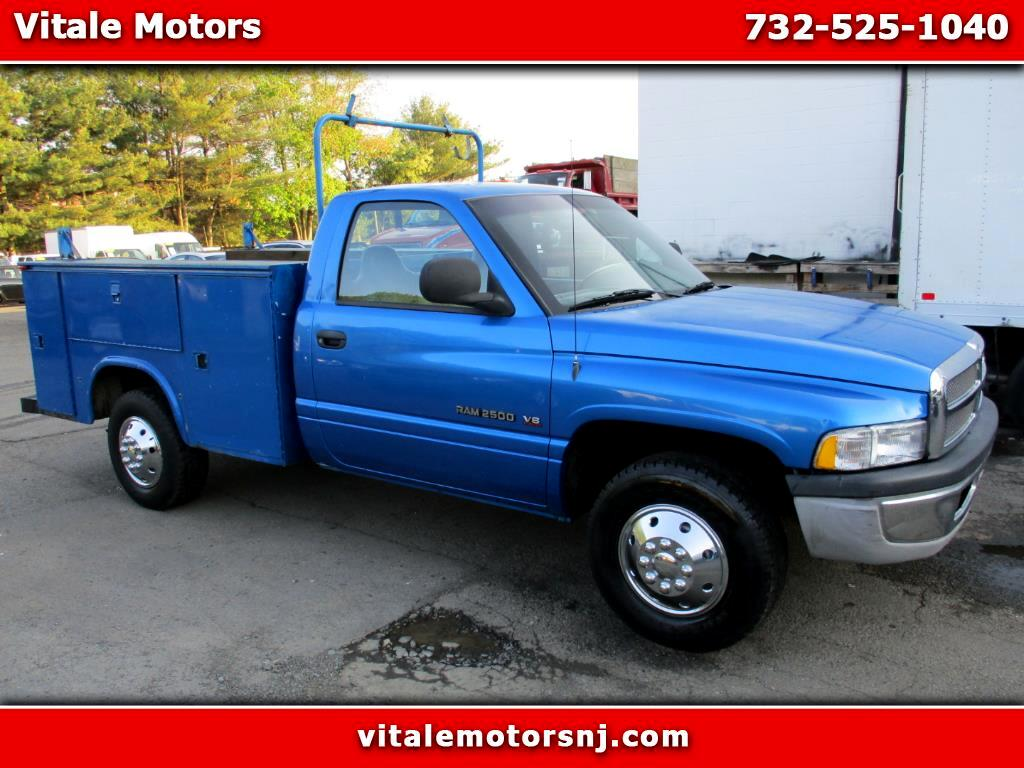 2001 Dodge Ram 2500 UTILITY BODY REG CAG