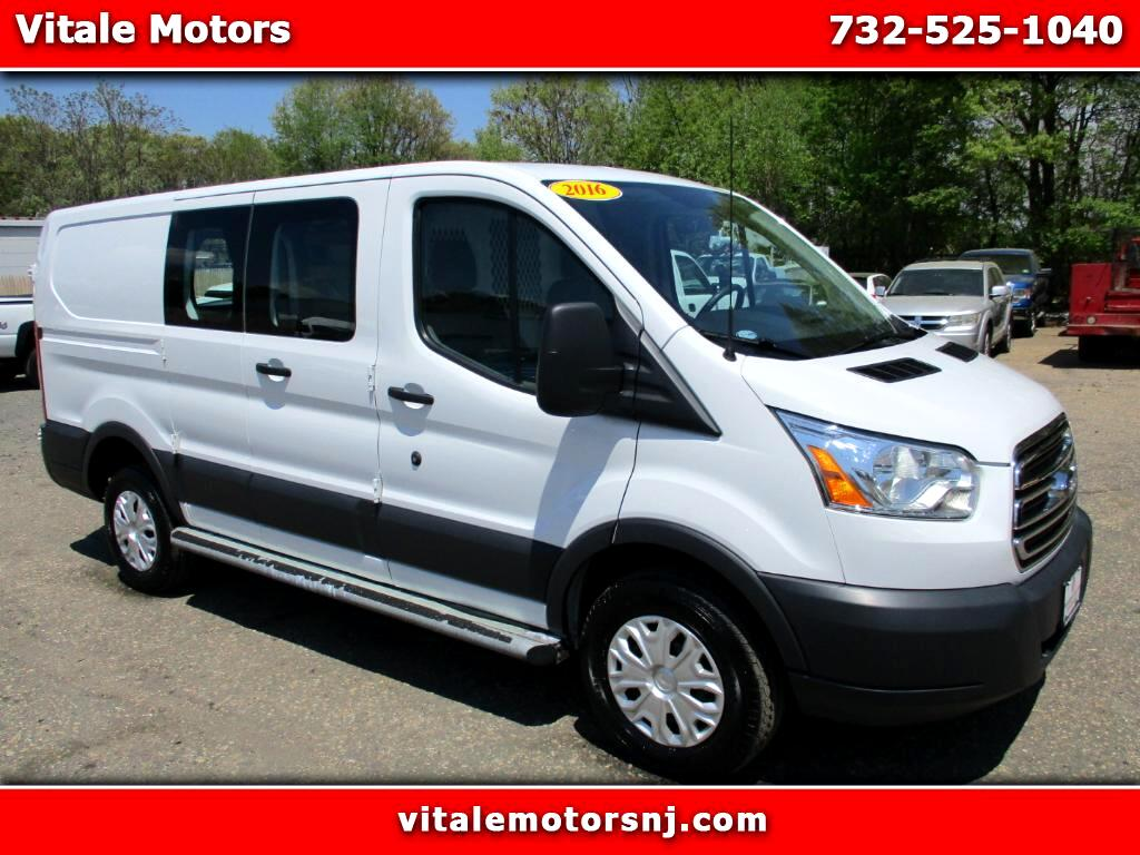 2015 Ford Transit 250 LOW ROOF CARGO VAN 130 INCH