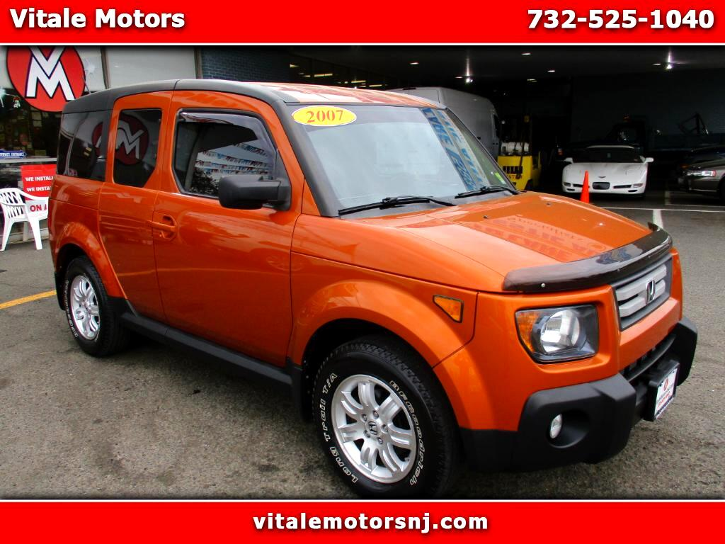 2007 Honda Element EX 4WD MT