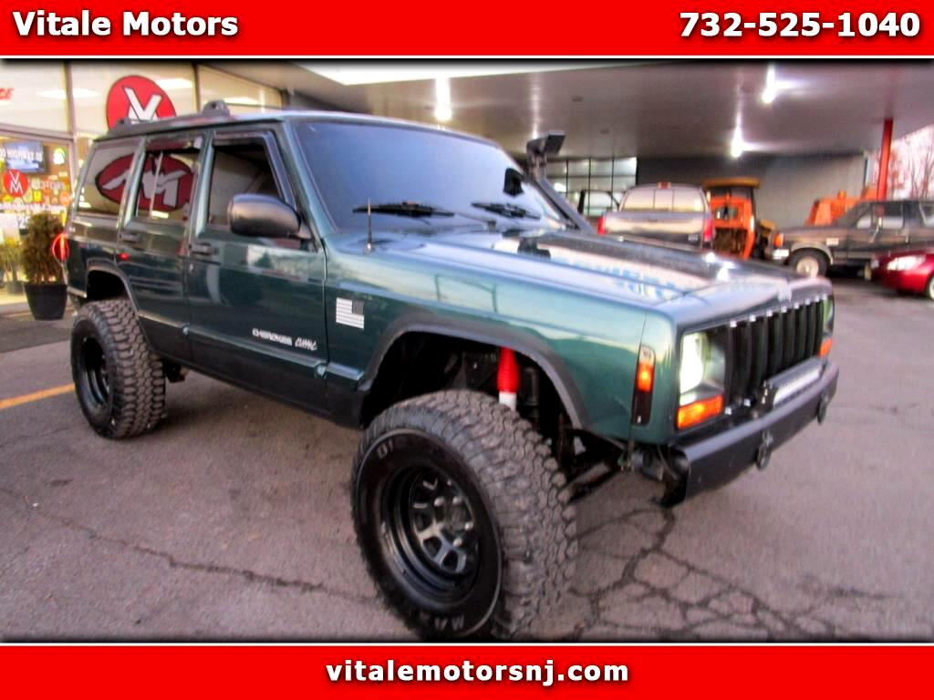 2000 Jeep Cherokee CLASSIC LIFTED SUSPENSION!