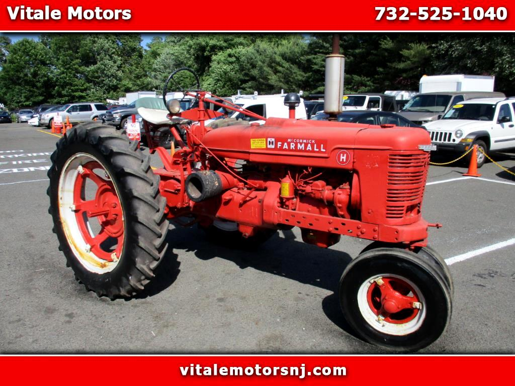 1942 Farm Machinery FARM ALL TRACTOR