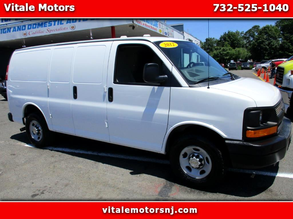 2012 Chevrolet Express 2500 CARGO W/ REAR SHELVES
