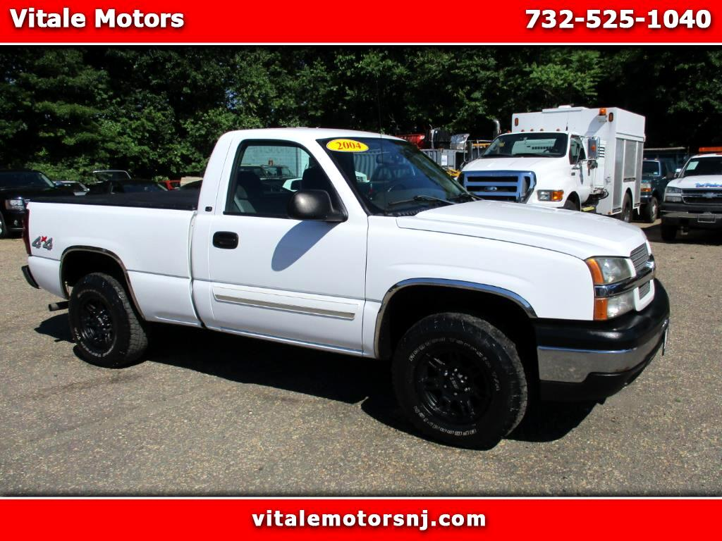 2004 Chevrolet Silverado 1500 Short Bed 4WD