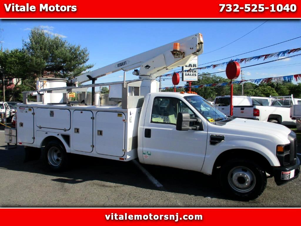 2008 Ford F-350 SD BUCKET TRUCK **JUST SERVICED**